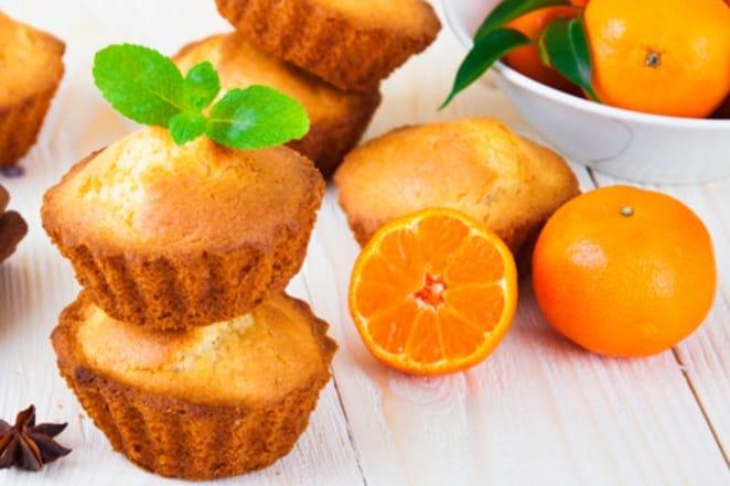 маффины мандариновые