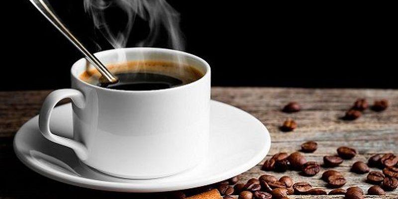 ночной кофе