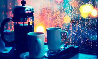 кофе и ночь