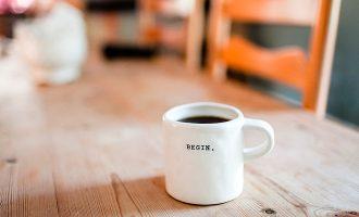 кофе натощак