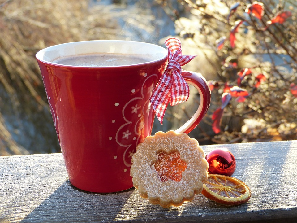 кофе и еда