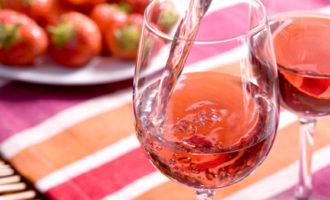 вино с сиропом