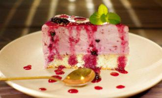 вкусное пирожное