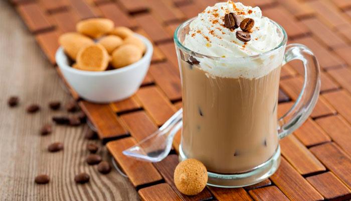 воздушный кофе