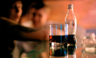 водка с кофе