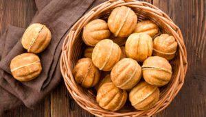 готовые орешки