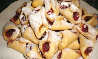 готовое печенье минутка