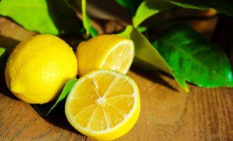 каша из лимона