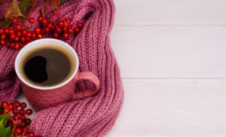 кофе с калиной