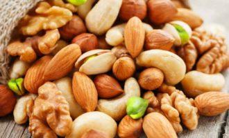 любимые орехи