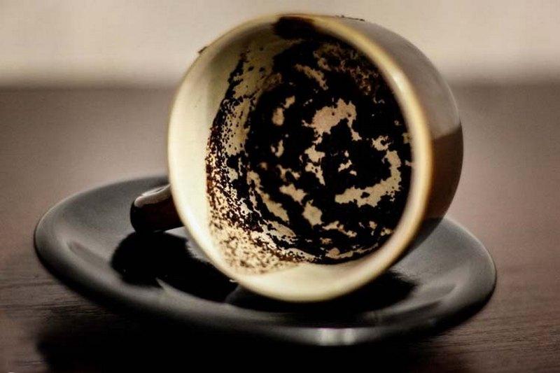 картинки в чашке от гадания на кофейной гуще соус подходит