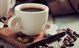 кофе с кардамоном