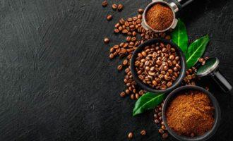 кофе с оливками