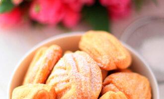 печенье поцелуйчики