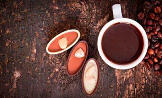 кофейно-шоколадный напиток