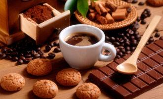 шоколад с кофейным ароматом
