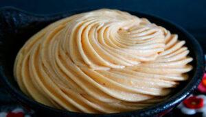 фруктовый крем для торта