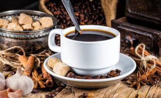 кофе чеснок и мед