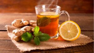 имбирный чай