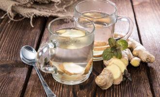 чай имбирный вкусный