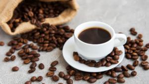 кофе с коньяком и спиртом